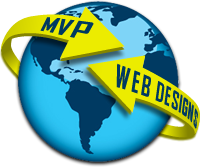 MVP Web Design Logo