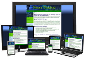 MVP Web Design - The World at Your Fingertips - Responsive Websites